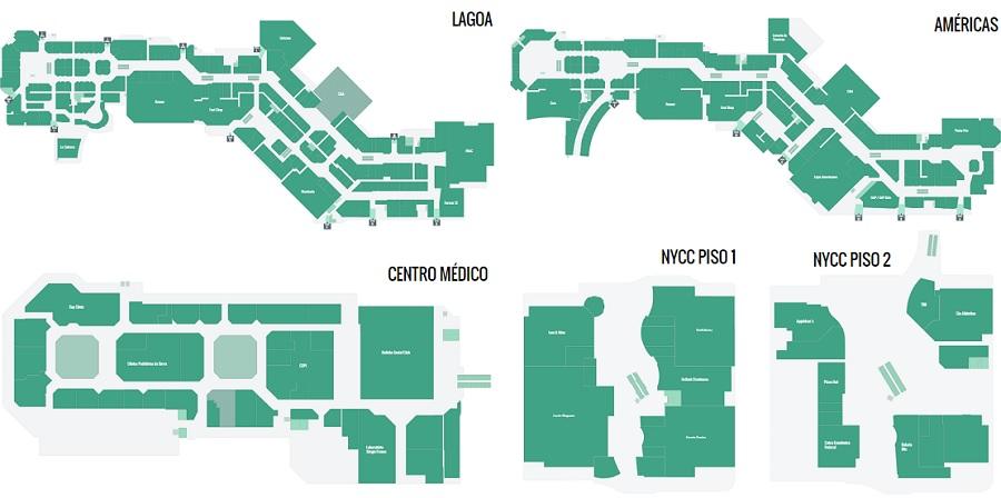 Barra Shopping situado em Barra da Tijuca (Rio de Janeiro ... c0c3df97fd