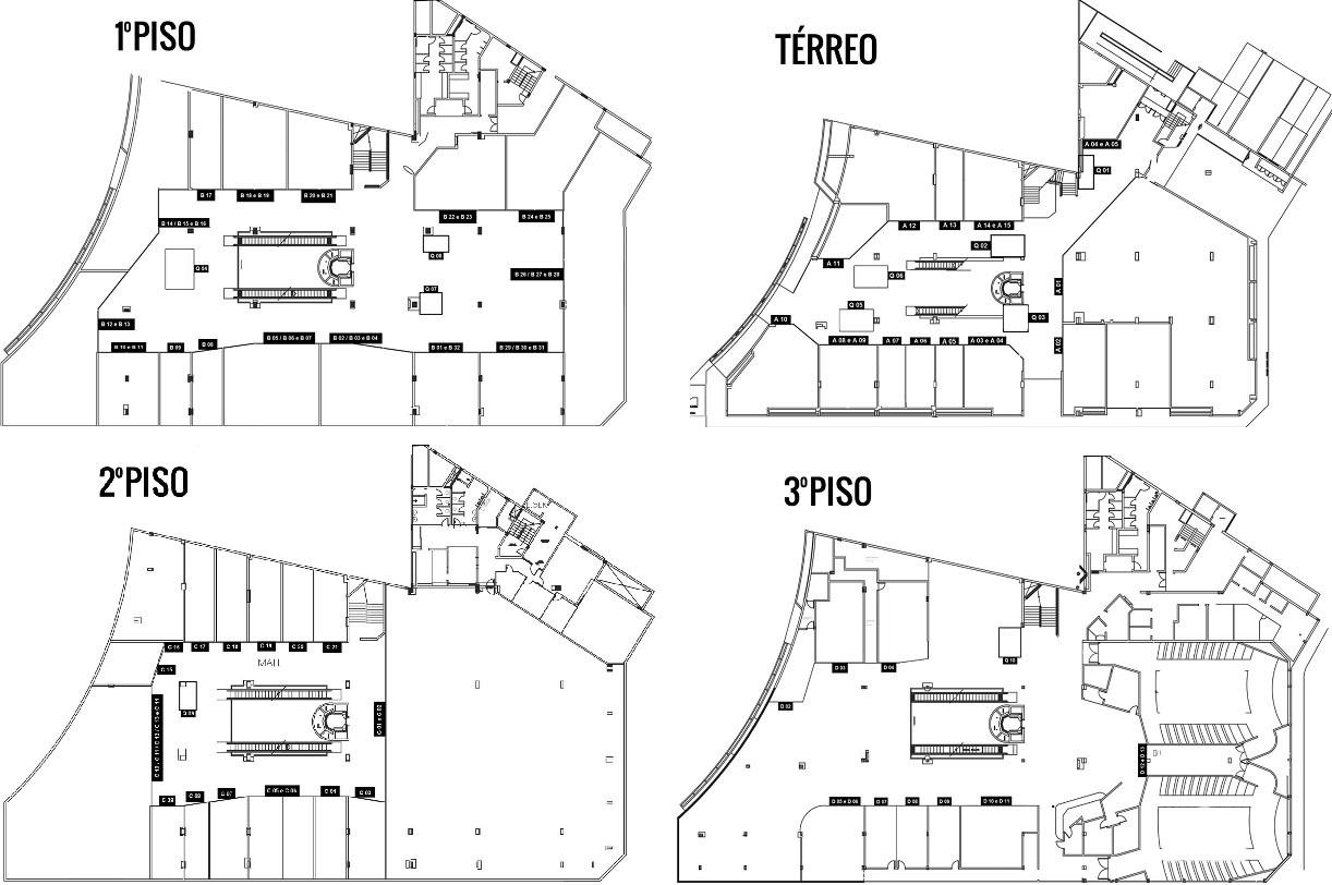 18a14de089e Centronorte shopping center situado em Apucarana (Paraná) - horários ...