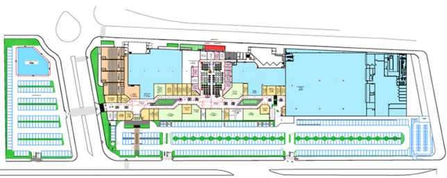 8ed3567d6 Portal Sul Shopping situado em Goiânia (Goiás) - horários de ...